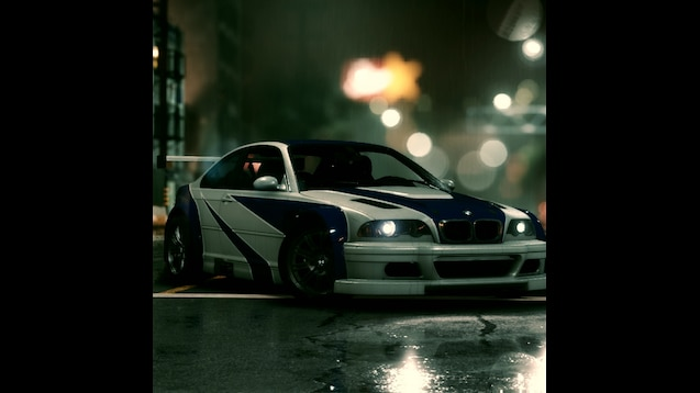 Steam Workshop Bmw M3 Gtr Need For Speed 2015 4k