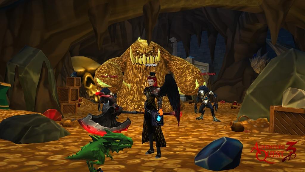 Steam Community :: AdventureQuest 3D