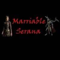 Marriable Serana [Russian] / Женитьба на Серане画像