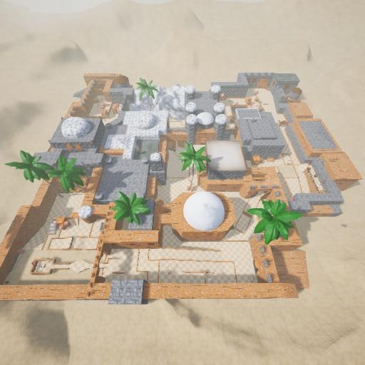 Steam Workshop::Dust II