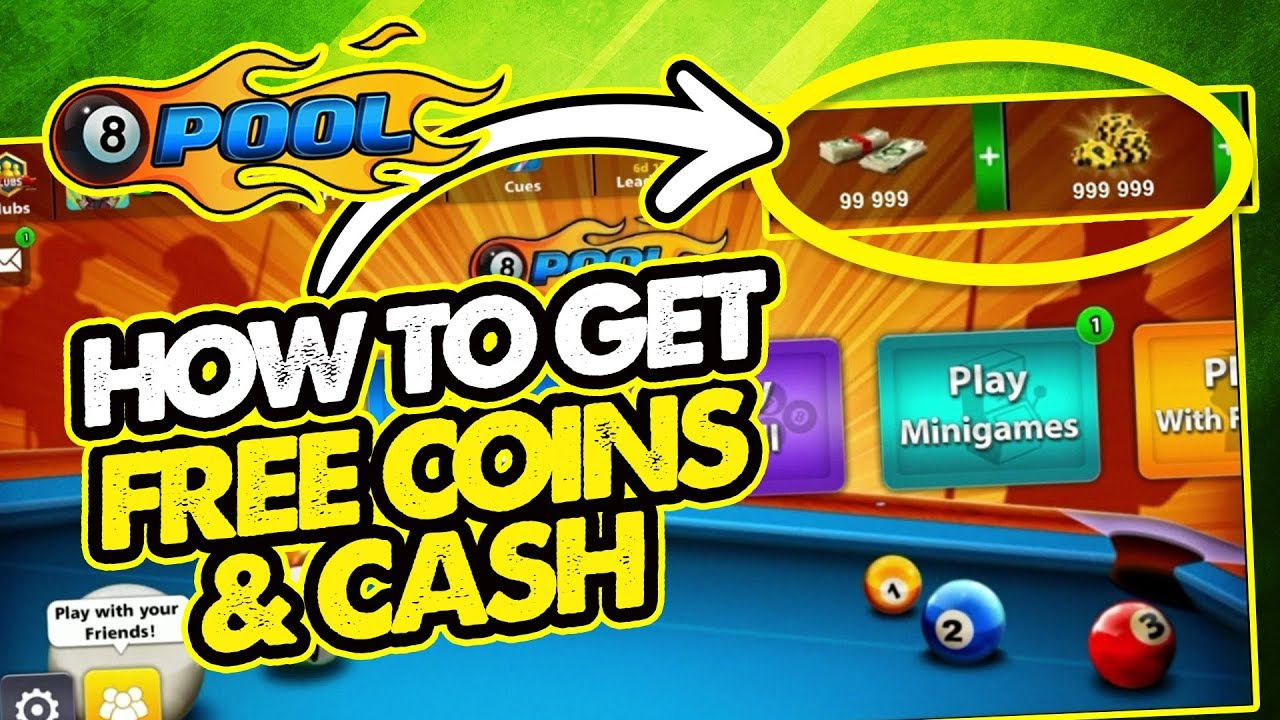 8 ball pool hack coins online free without survey