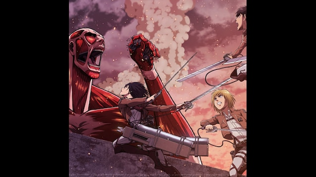 Steam Workshop Shingeki No Kyojin Season 3 Ed1 Version