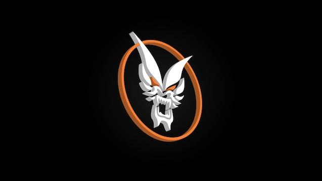 Steam Workshop Fierce Pc 3d Dragon Logo