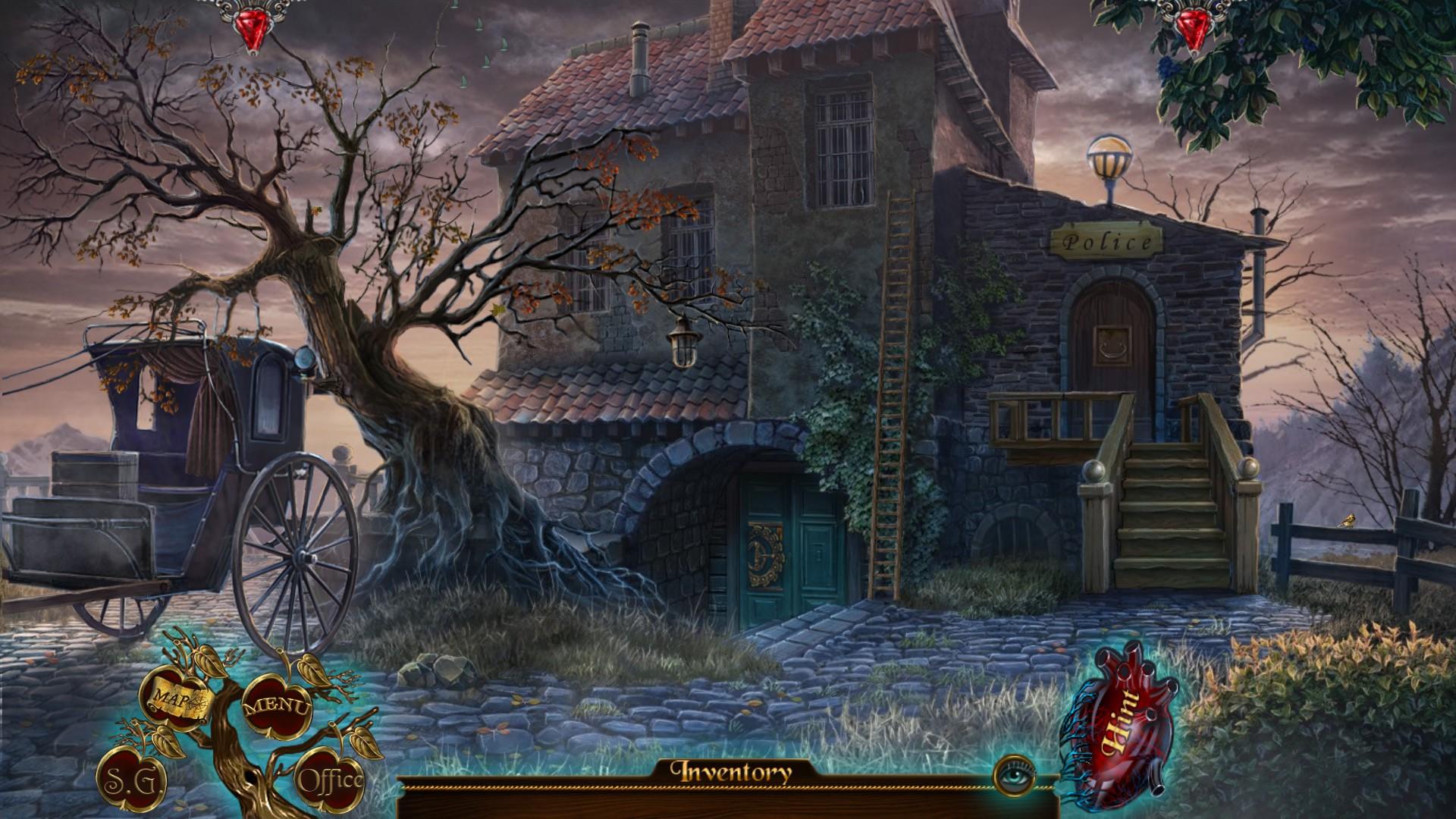 Dark Tales 8: Edgar Allan Poe's The Tell-Tale Heart A2A36AA23603C6FD9D9A2184125A3009CFD78BBA