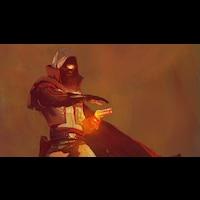 Destiny Golden Gun (Shaxx not included)画像