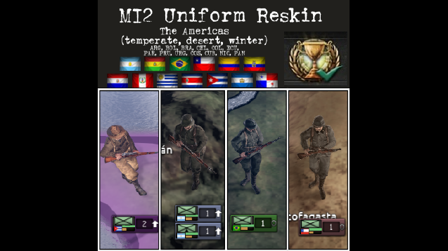 Skymods - Hearts of Iron IV Mods Catalogue