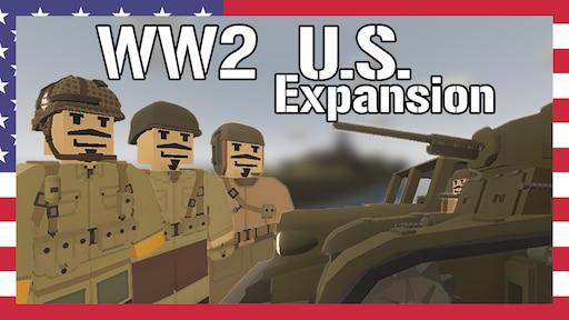 Steam Workshop Ww2 U S Expansion