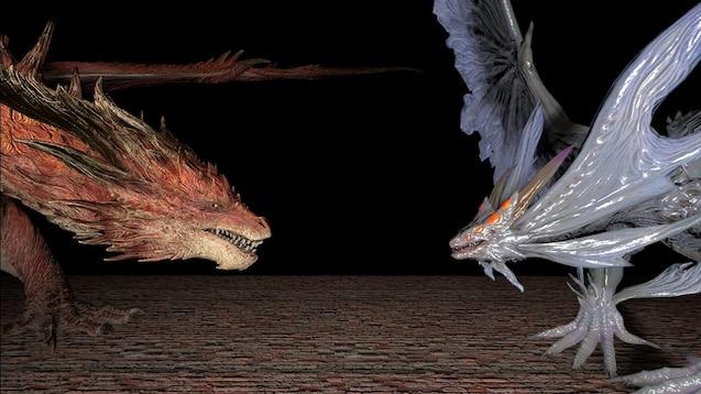 Steam Workshop Monster Hunter World Iceborne Safi Jiiva