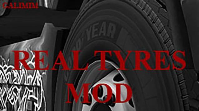 Steam Workshop :: Real Tyres Mod