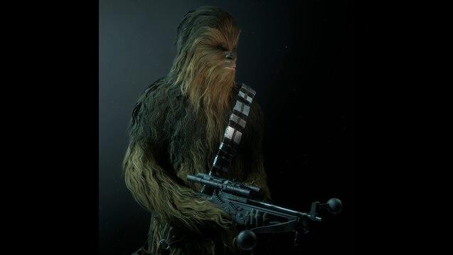 Steam Workshop Star Wars Battlefront Ii Chewbacca