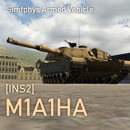 Steam Workshop :: [Simfphys] [INS2] M1A1HA Abrams