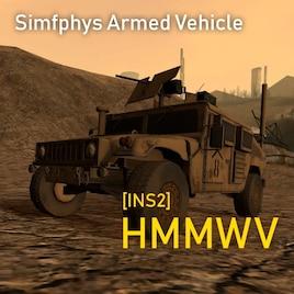 Steam Workshop :: [Simfphys] [INS2] HMMWV