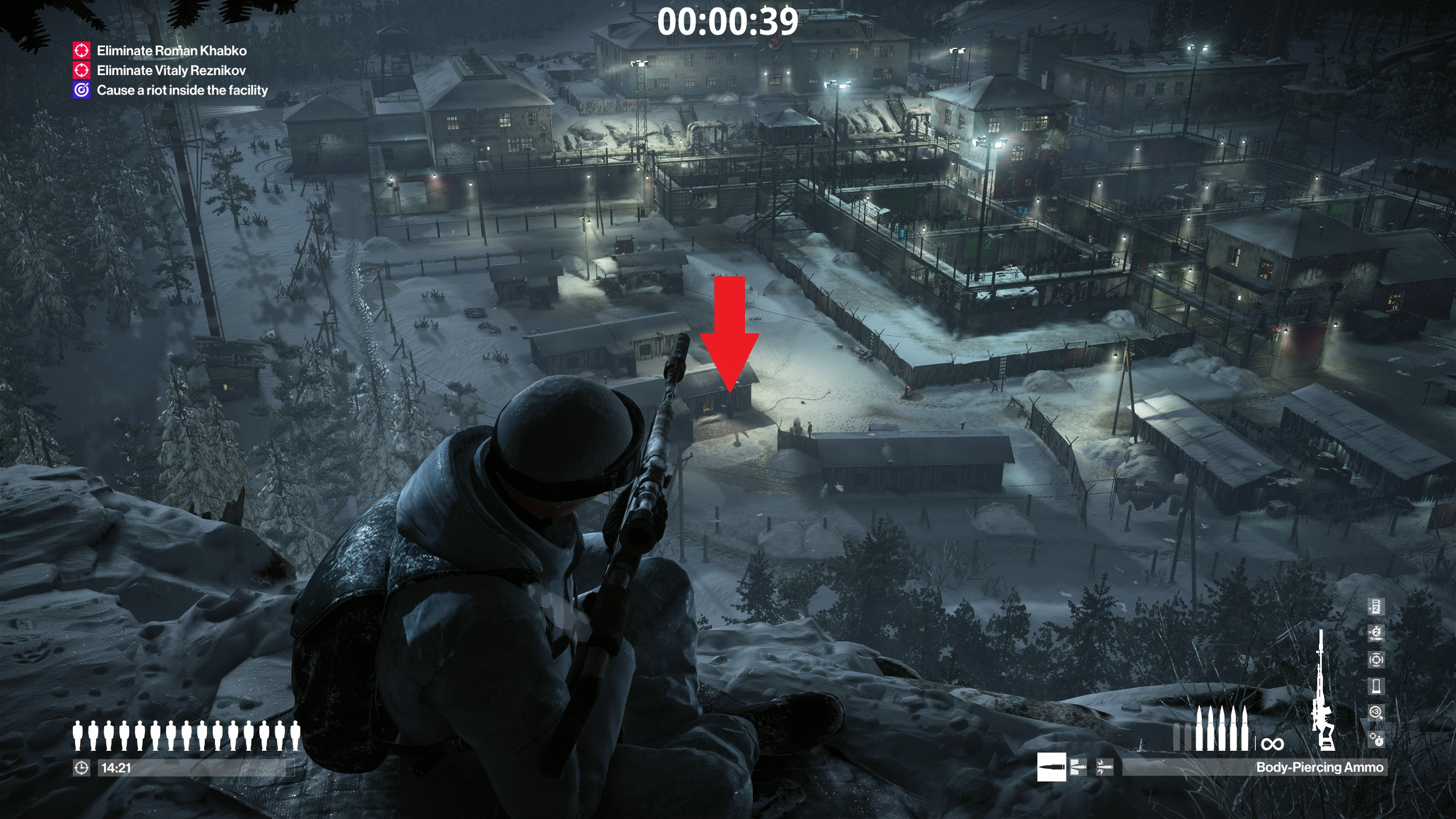 Steam Community :: Guide :: Siberia Feats (Duck/Crows ... on