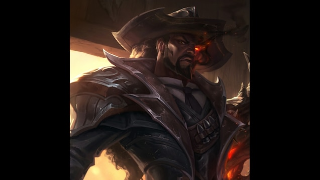 High Noon Lucian Splash Art - splash