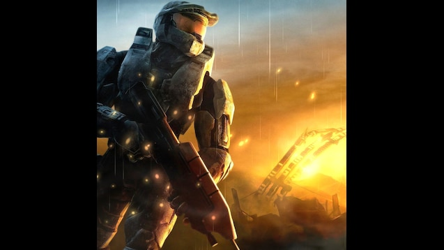 Steam Workshop Halo 3 Master Chief Wallpaper