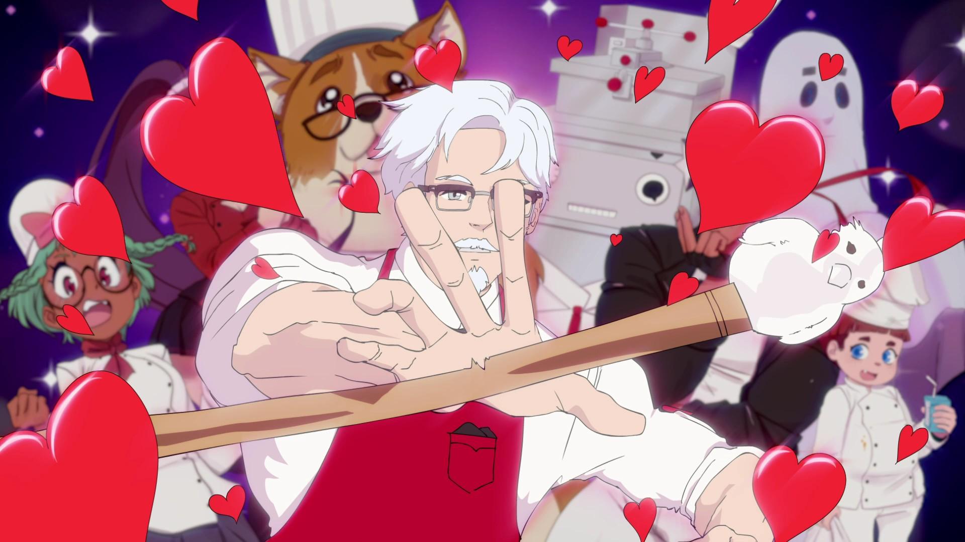 rolig japansk dating Sims matchmaking poäng