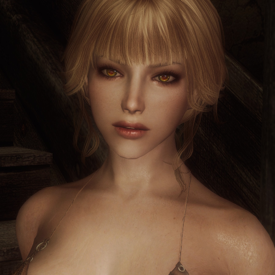 Steam Community :: Guide :: How to create Cute Character on Skyrim