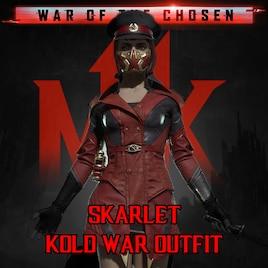 Steam Workshop :: (MK 11) MORTAL KOMBAT 11: Skarlet's Kold