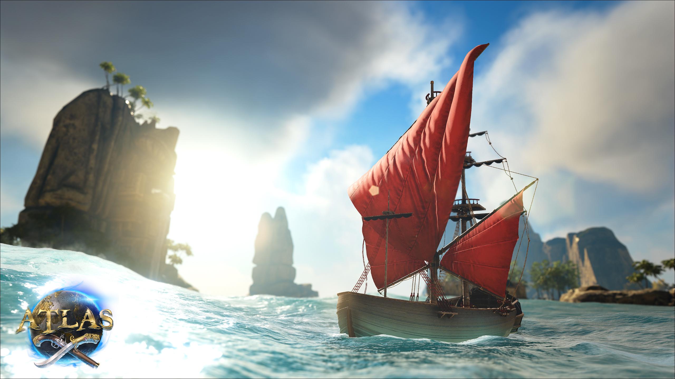 ATLAS :: Captain's Log 32: Blackwood Update and Singleplayer