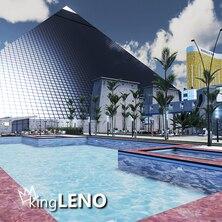 Luxor Resort Pool