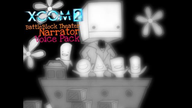 Steam Workshop :: Battleblock Theater Narrator Voice Pack