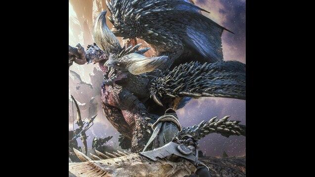 Steam Workshop Monster Hunter World Nergigante