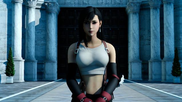 Steam Workshop :: Tifa Lockhart [Dissidia NT] (as Luna)
