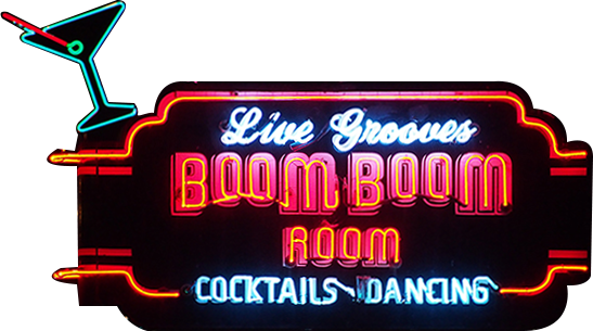 what is a boom boom room