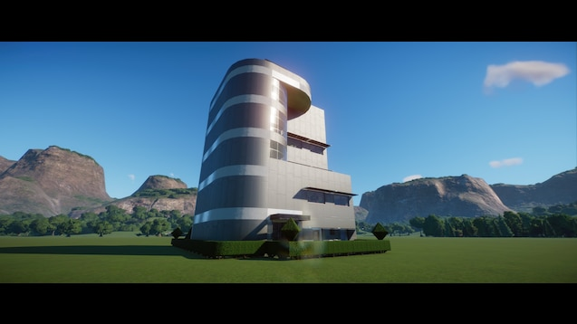 Steam Workshop The Zoo Tower