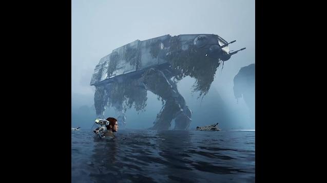 Steam Workshop Star Wars Jedi Fallen Order Passing 21 9 3440x1440