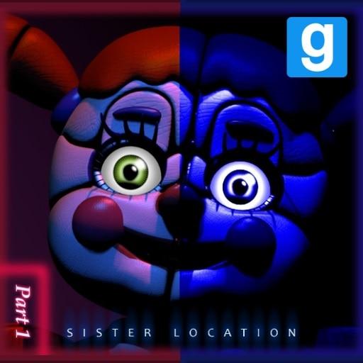 Steam Workshop::[FNaF:SL] Sister Location Pack Ragdolls