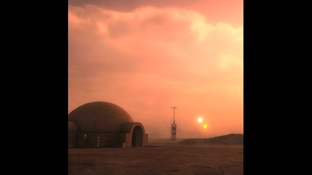 Steam Workshop Star Wars Tatooine Sunset