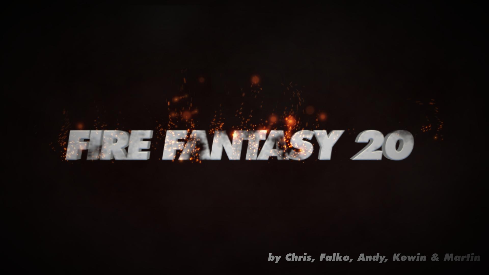 FIRE Fantasy 20 [Read the Manual]