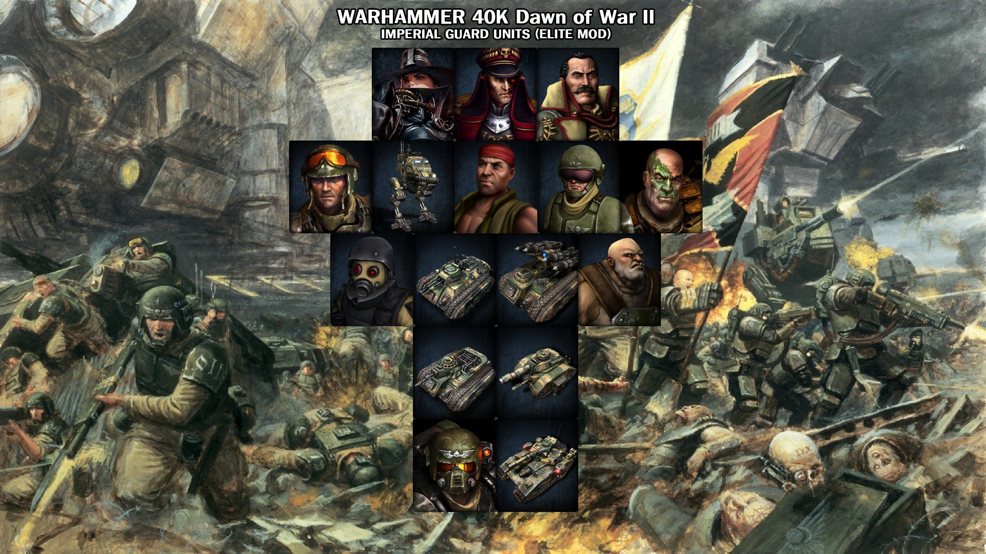 Steam Community Screenshot 임페리얼가드 유닛 자작 월페이퍼