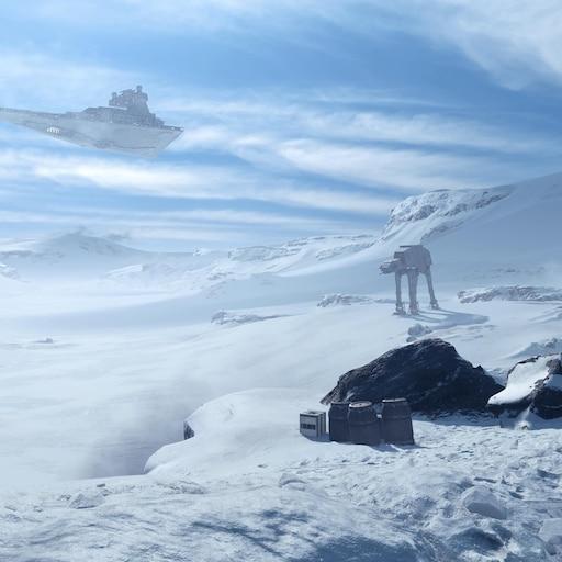 Steam Workshop Starwars Invasion Of Hoth 4k