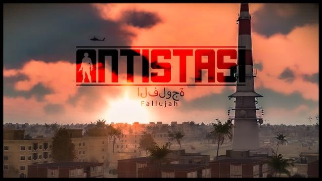 Steam Workshop :: Antistasi - Fallujah