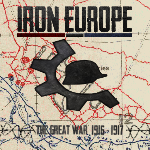 Iron Europe Mod