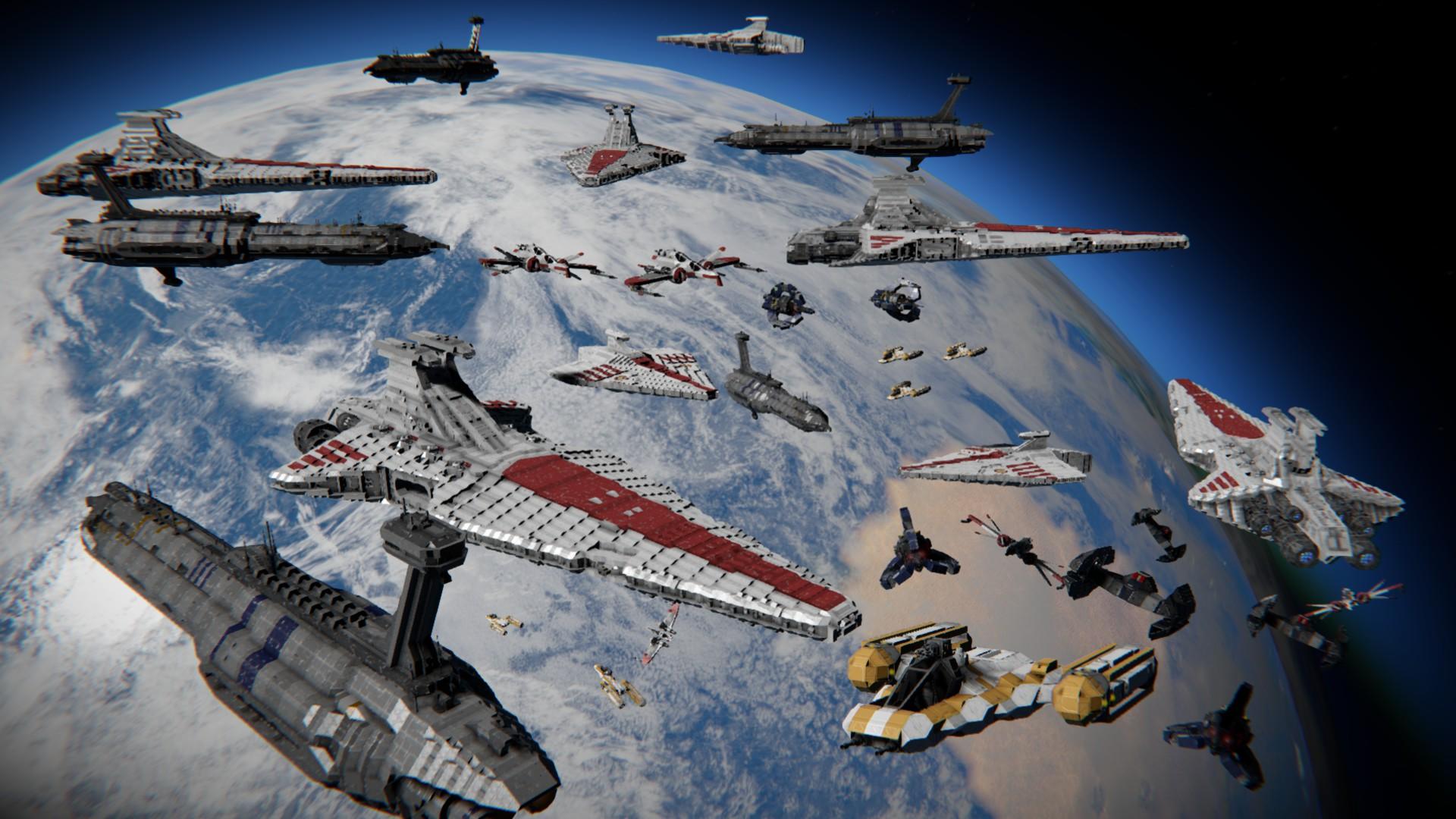 Steam Workshop Star Wars Venator Star Destroyer