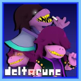 Steam Workshop :: [Deltarune] Susie (Playermodel/Ragdoll/NPC/Props)