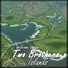 Two Brothers Islands