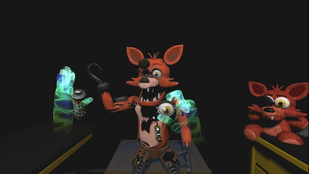 Steam Workshop :: Five Nights at Freddy's HELP WANTED : Foxy