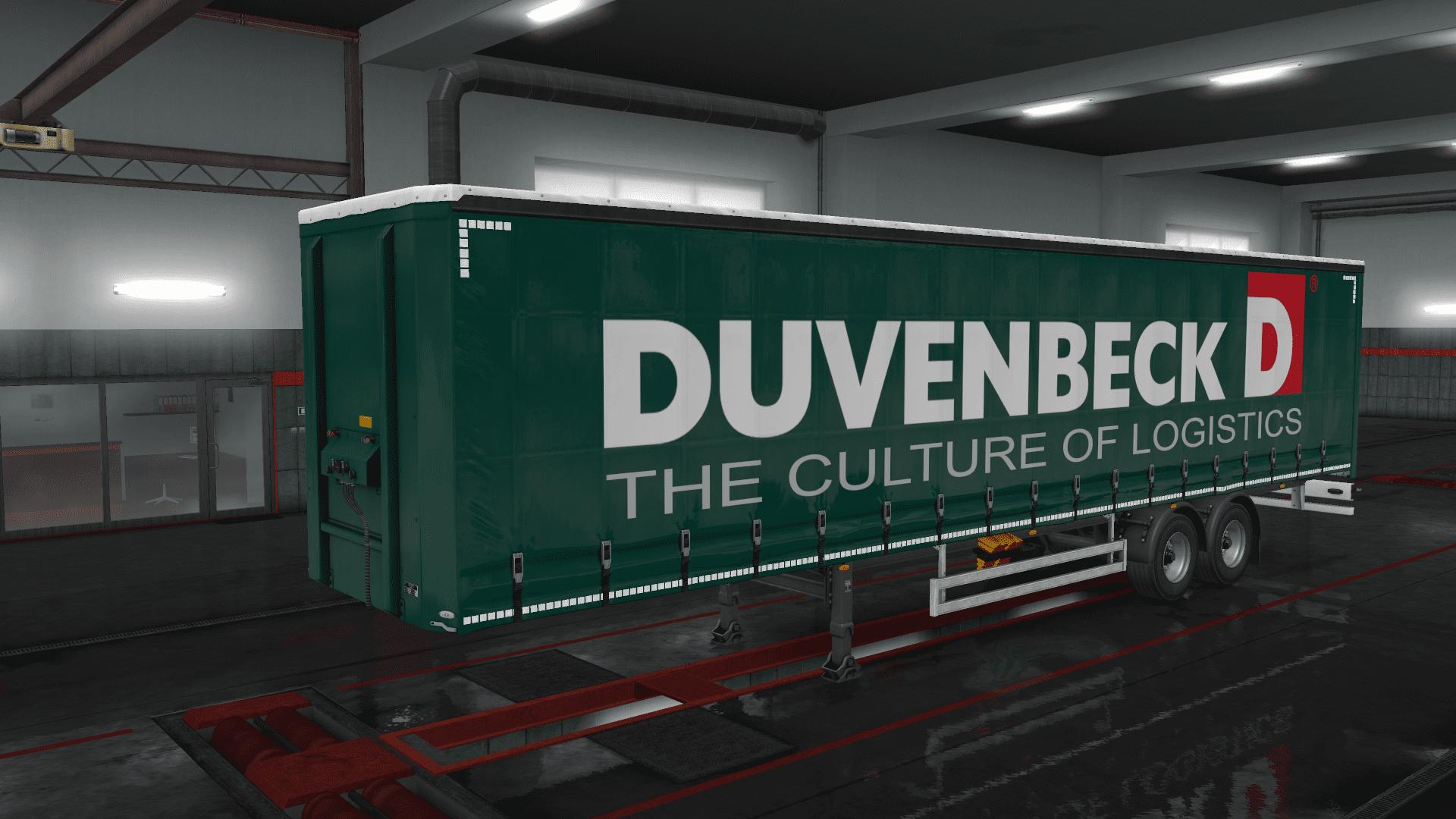 Duvenbeck standard Trailer Skin