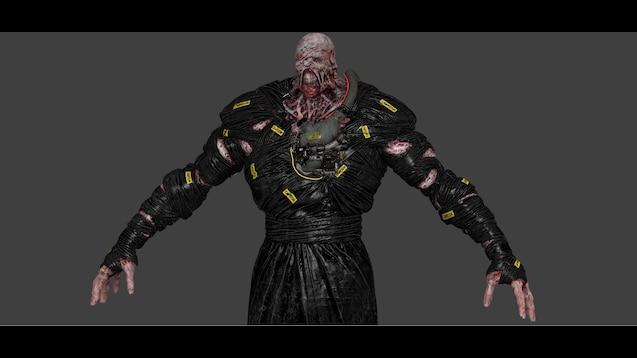 Steam Workshop Resident Evil 3 Remake Nemesis T Type