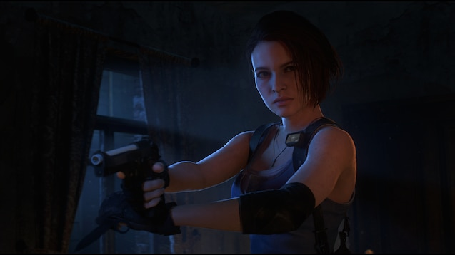 Steam Workshop Resident Evil 3 Remake Jill Valentine
