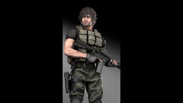 Steam Workshop Resident Evil 3 Remake Carlos Oliveira Pm Npc