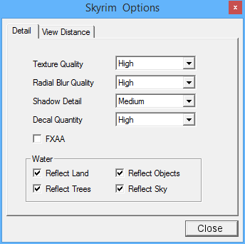 Steam Community :: Guide :: TES Skyrim: Increase your FPS