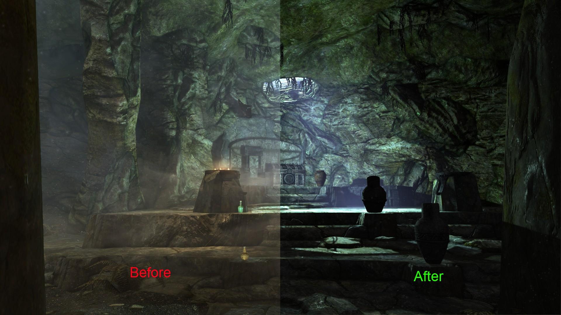 Steam Workshop :: Skyrim Interior Lighting and Clutter