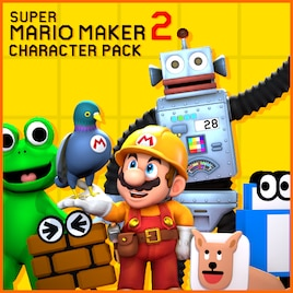 Steam Workshop :: [Super Mario Maker 2] Story Mode Characters