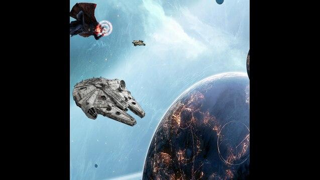 Steam Workshop Marvel Star Wars Wallpaper 2 Screen