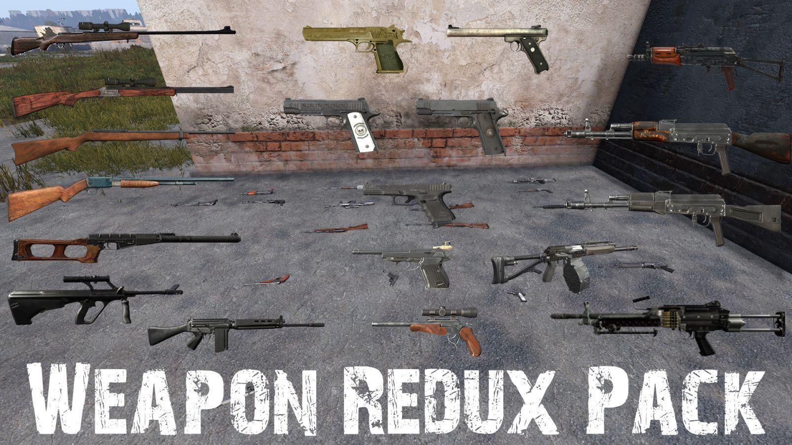 WeaponReduxPack